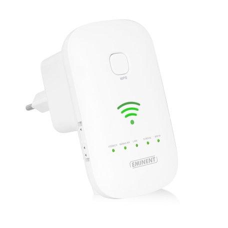 Eminent EM4597 WLAN toegangspunt 1200 Mbit/s Wit