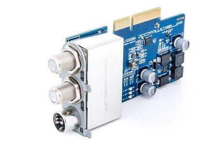 Dreambox Triple Hybrid Tuner (2 x DVB-S/S2 / 1 x DVB-C/T/T2)