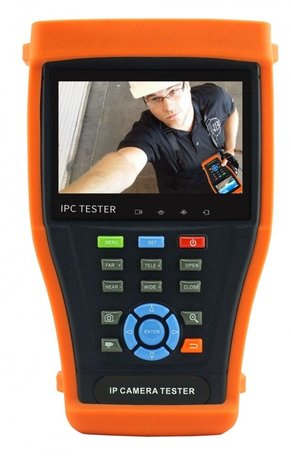 Amiko Home IP Camera Tester