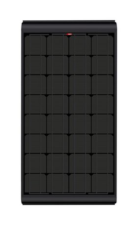 NDS BS160WP Zonnepaneel Black 160W 1625x676x60 incl. bracket