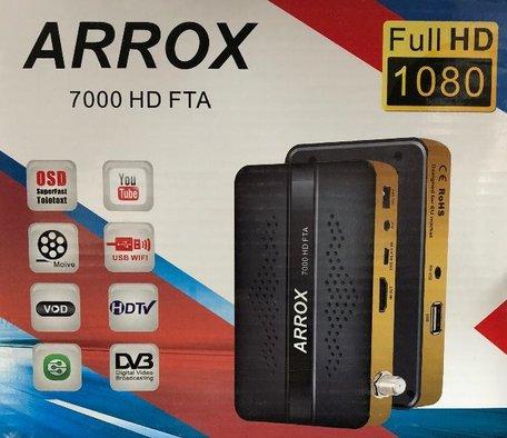 Arrox 7000 Mini HD Fta