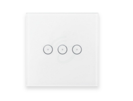 AMIKO HOME Smart Home Switch 3 Channel