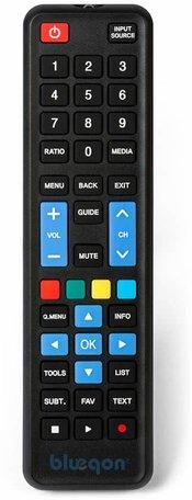 Samsung Tv & LG Tv Universeel Afstandsbediening ''alternatief