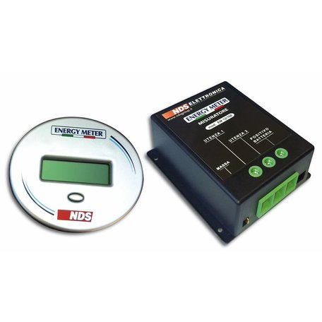 NDS ENERGYMETER Draadloos Energiemeter EM12-100