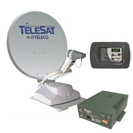 Teleco Easy en TeleSat nieuwe software update beschikbaar