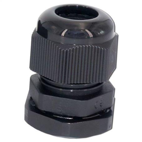 NDS PG13 Black Wartel 7 t/m 12mm
