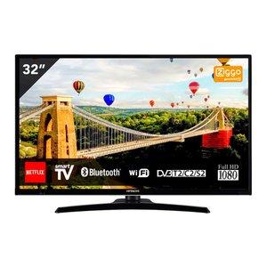 Hitachi 32HE4000 FHD DLED tv met Smart - Wifi en Bluetooth
