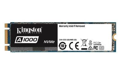 Kingston Technology A1000 240 GB PCI Express M.2