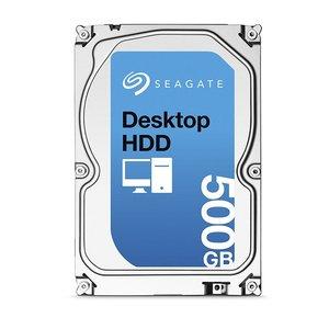 "Seagate Desktop HDD 500GB SATA3 3.5"" SATA III"