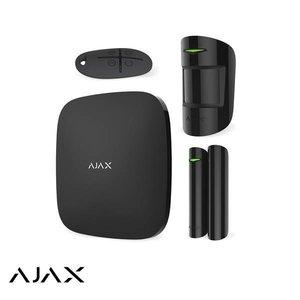 Alarmsysteem kit A draadloos - Zwart
