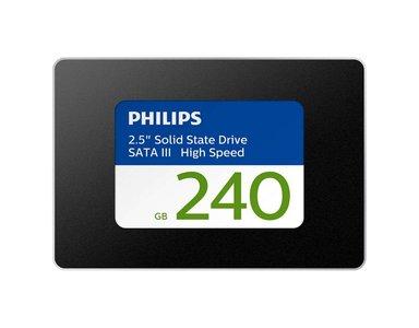 """Philips FM24SS120B/00 internal solid state drive 2.5"""" 250 GB SATA III"""
