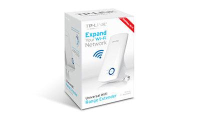 TP-LINK TL-WA850RE, WLAN Versterker