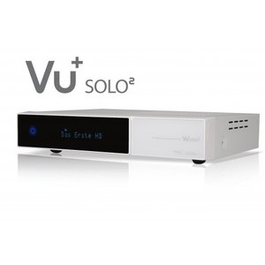 VU+ Solo 2 HD White Edition