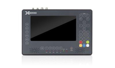 Amiko X-Finder HD Professional (nieuw model)