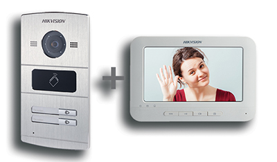 Hikvision Intercom Kit 3
