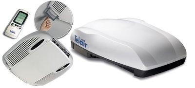 Telair Silent 5400H / 7400H / 8400H Airconditioner