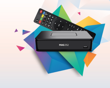 MAG 351 Set-top box