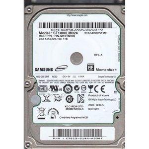 """Seagate Momentus 1TB SATA II 2.5"""" 1000GB SATA II interne harde schijf"""