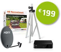 HD Recreatie pakket