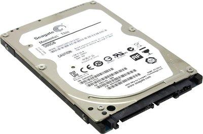 HDD Seagate 500GB S-ATA - 5400 RPM - 16MB - 2.5