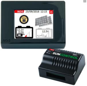 NDS DT001 Touchscreen voor Sun Control MPPT SC300M