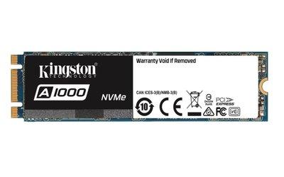 Kingston Technology A1000 SSD 240GB 240GB M.2 PCI Express