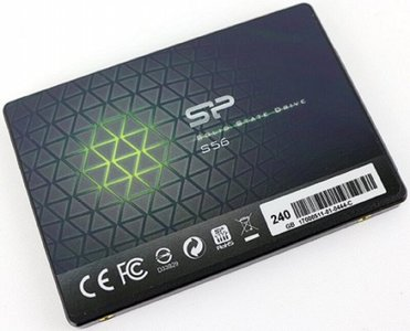 SSD Silicon Power S56 240GB  ( 560 MB/s Read 530MB/s )