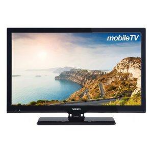 """Nikkei NL20MBK 20"""" 12V LED HDR DVB-S2/T/C CI+ Ziggo/M7"""