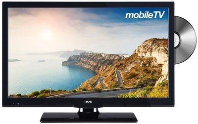 "Nikkei NLD24SMART 24"" DVB-S2/T/C CI+ 12V HDR LED TV DVD"