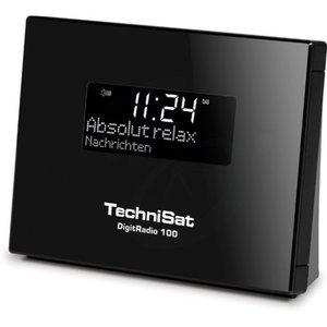 Technisat DigitRadio 100 Black DAB+ Ontvanger tbv Hifi sys