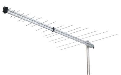 DVB-T/T2 - DAB+ Buitenantenne 12 dB VHF / UHF