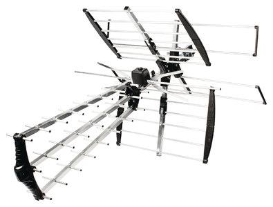 DVB-T/T2 - DAB+ Buitenantenne 14 dB VHF / UHF