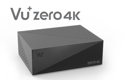 VU+ Zero 4K UHD Singel Linux Set Top Box