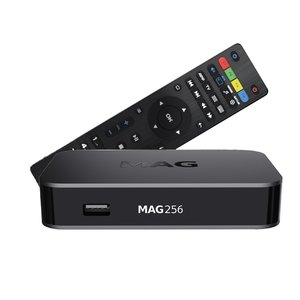 MAG 256 IPTV mediaplayer