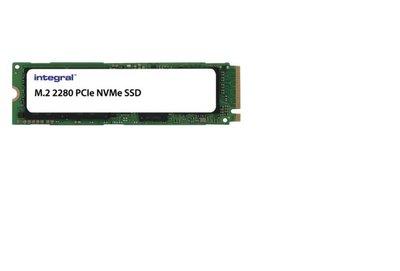 SSD Integral 480GB NVME M.2 ( 1600MB/s Read 1000MB/s )
