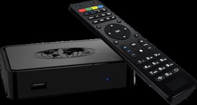 MAG 254 IPTV Settopbox