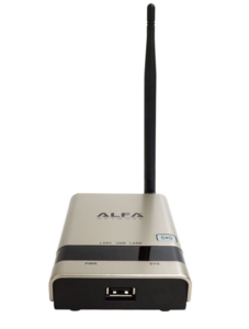 Alfa Network R36AH WiFi Router WPS